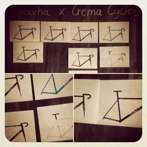 spoocha x Crema Cycles